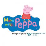 Move with Peppa brought to you by Worldwide Kids
