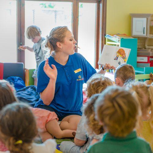 Worldwide Kids Creche Assistant Role