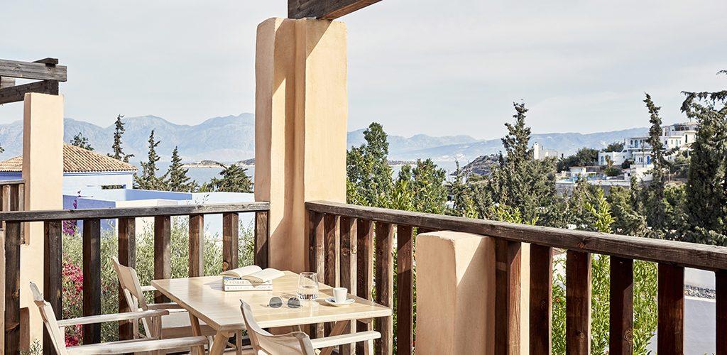 Candia Park Village balcony