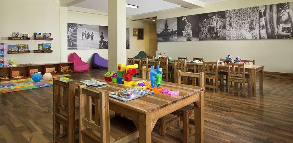 Melia Bali Kids Club