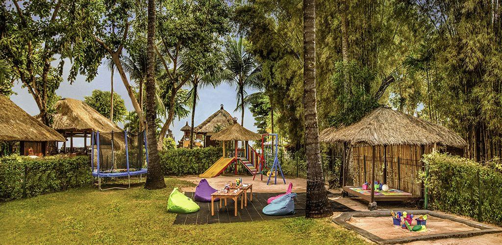 Melia Bali Kids Playground