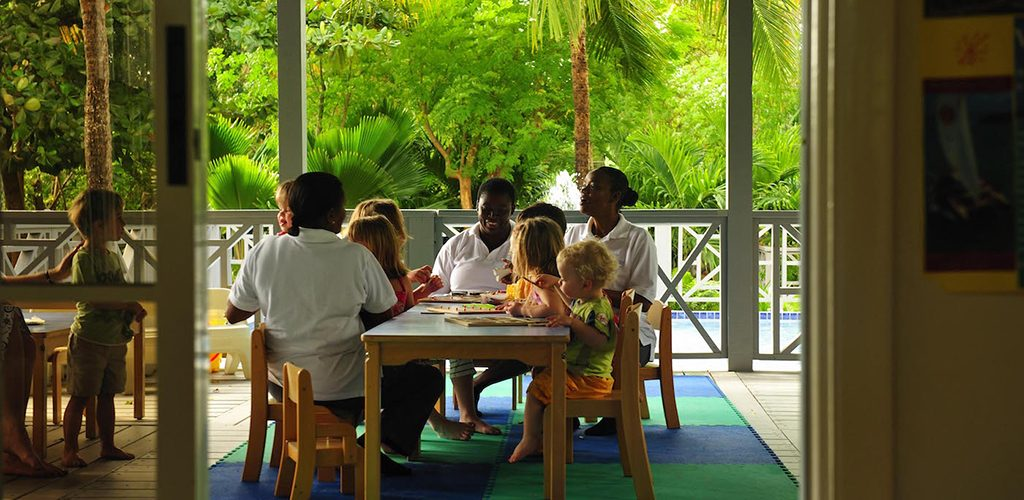 Kid's Workshop at Carlisle Bay