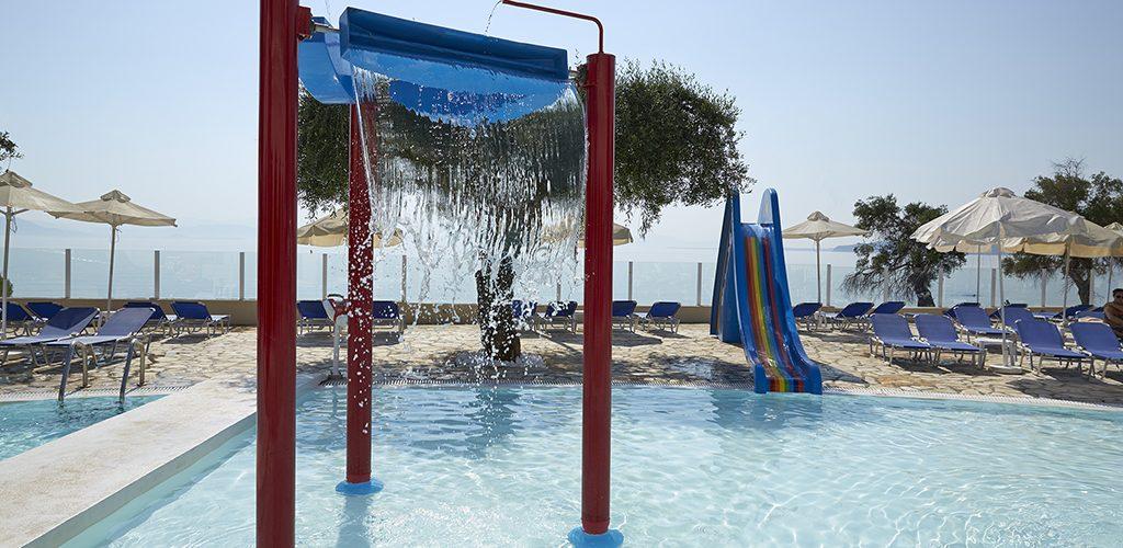 Marbella Beach Hotel splashpad