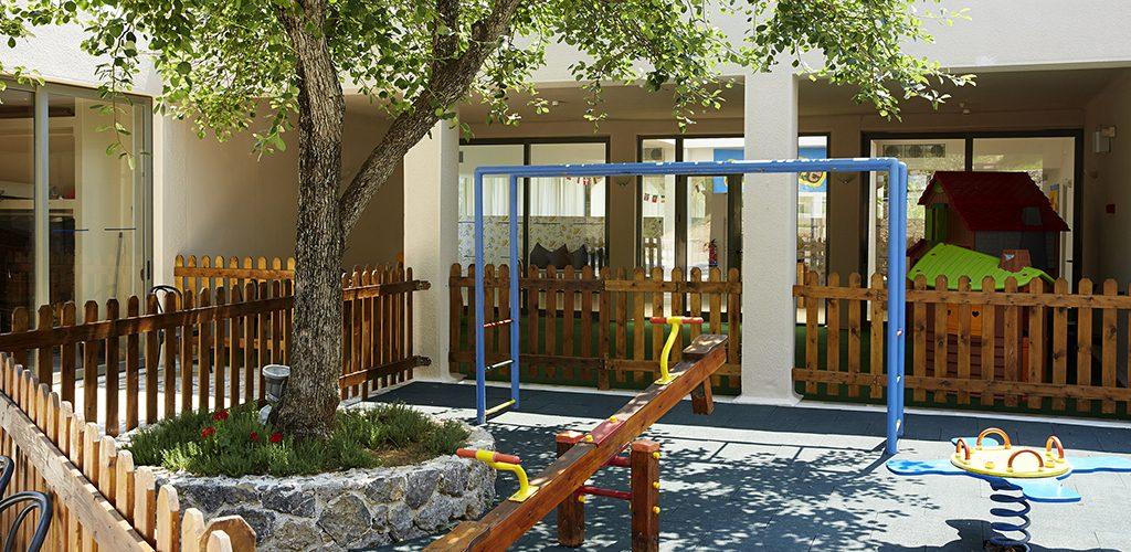 Marbella Beach Hotel playground