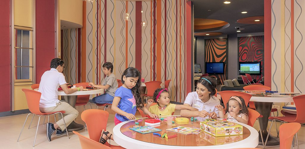 Mazagan Resort kids club 2