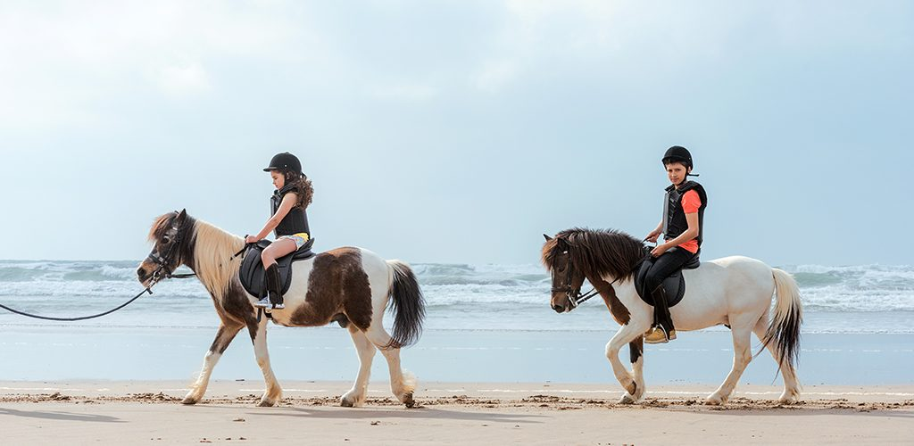 Mazagan Resort pony trekking