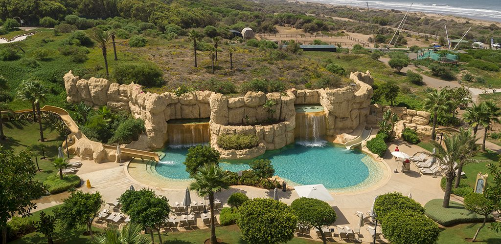 Mazagan Resort pool