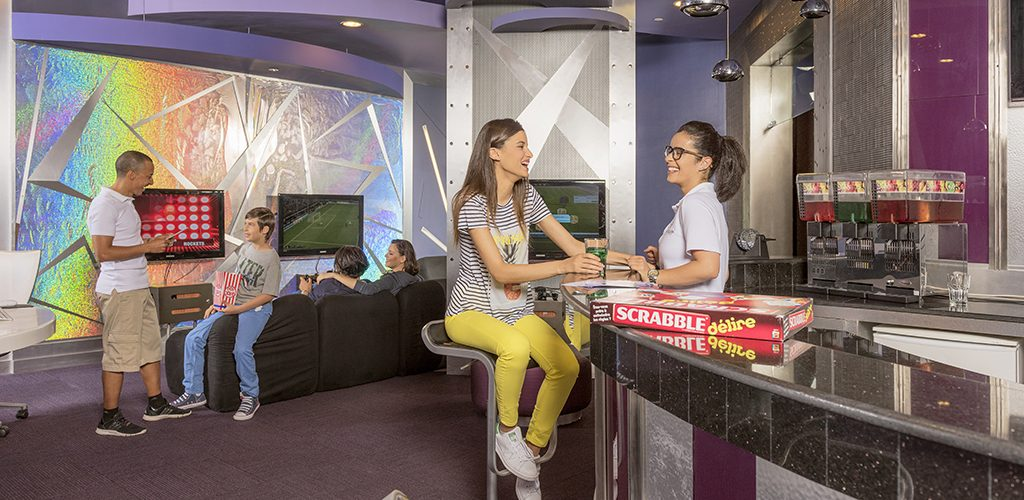 Mazagan Resort teen club