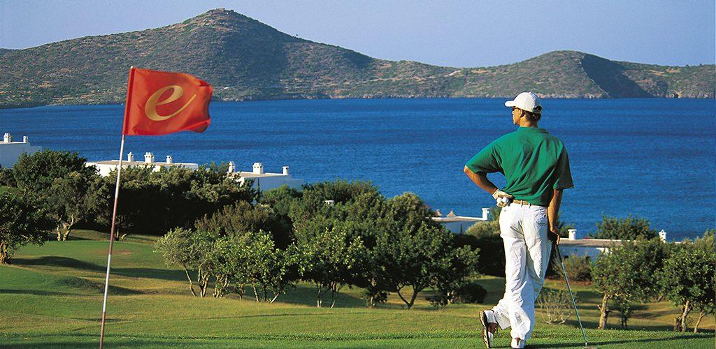 Porto Elounda golf