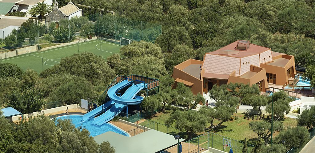 Porto Elounda kids club