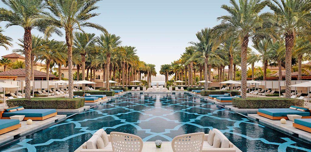 The Palm Dubai 7