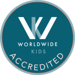 Worldwide Kids Accredited logo