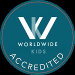 Worldwide Kids Accredited logo