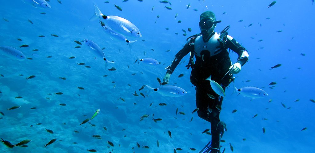 Candia Park Village scuba diving candia